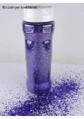 113g Paillettes violet