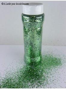 113g Paillettes vert anis