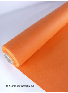 25M Nappe jetable presto orange