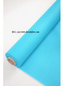 25M Nappe jetable presto turquoise/azur