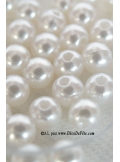 50 Perles blanches