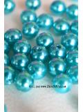 50 Perles turquoise