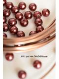 50 Perles chocolat