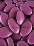 1kg Dragées chocolat violette