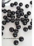 50 Perles noir