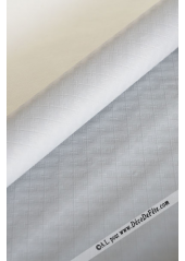 10 M Nappe papier EXTRA aluminium