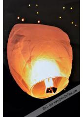 1 lanterne volante fushia