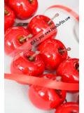 6 Pommes rouges MINI