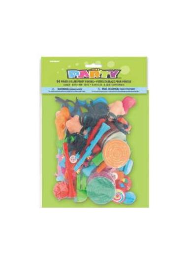 64 jouets pour pinata