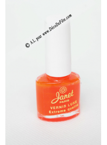 1 Vernis à ongle FLUO orange