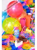 8 gobelets joyeux anniversaire