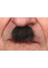 1 Moustache Charlot Noir