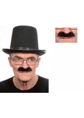 1 Moustache officier