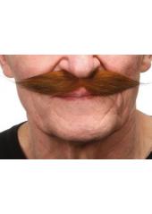 1 Moustache polonaise rousse
