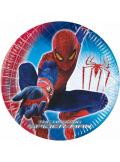8 Assiettes spiderman