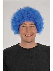 1 Perruque Pop Bleue
