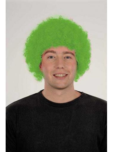 1 Perruque Pop Vert