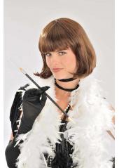 1 Perruque Cabaret châtain