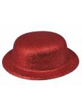 1 Chapeau melon rouge