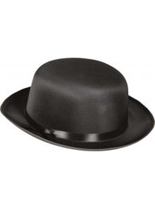 1 Chapeau melon noir