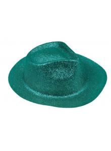 1 Chapeau Borsalino turquoise