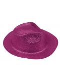 1 Chapeau Borsalino Fuschia