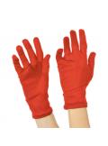 1 paire de Gants Rouges