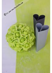 1 boule de roses ANIS