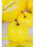 6 Pommes jaune MINI