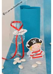 10 Boites Petit Pirate