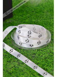 25m Ruban 10mm FOOTBALL