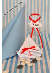 10 Boites bateau à voiles