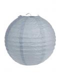 1 Lanterne GRISE 50 cm