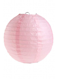 1 Lanterne ROSE 50 cm