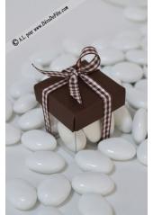 500gr Dragées GUIMAUVE blanc