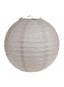 1 Lanterne TAUPE 50 cm
