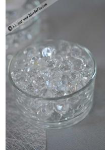 20G perles d'eau transparent