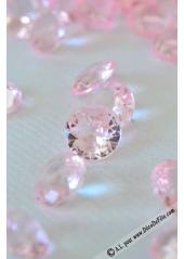 110G Pluie de diamants ROSE