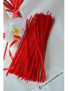 130G Batonnets bambou rouge