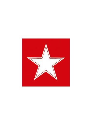 20 Serviettes STAR or