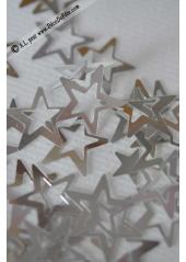 15g Confettis étoile argent