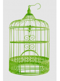1 cage à oiseaux métal ANIS