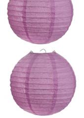 2 Lanternes PARME 30 cm