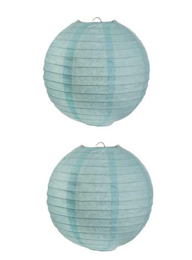 2 Lanternes CIEL 20 cm