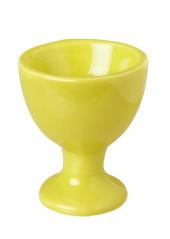 1 coquetier jaune