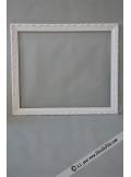 1 cadre photobooth BLANC