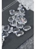 100 gr diamants rectangle transparent
