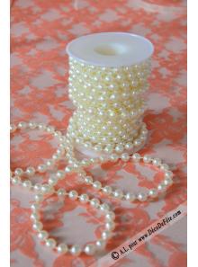 5m Guirlande de perles MYLENA