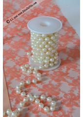3m Guirlande de perles GRETA
