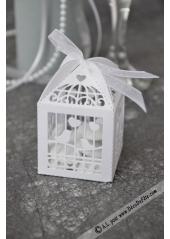 20 Boites cage à oiseau
